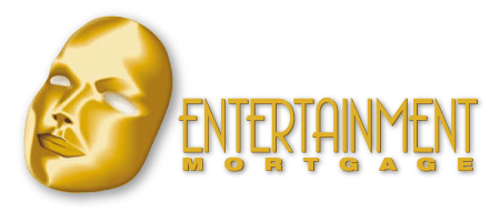 Entertainment Mortgage homepage